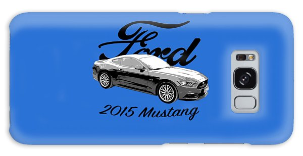 2015 Ford Mustang Galaxy Case