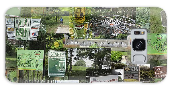 2015 Pdga Amateur Disc Golf World Championships Photo Collage Galaxy Case