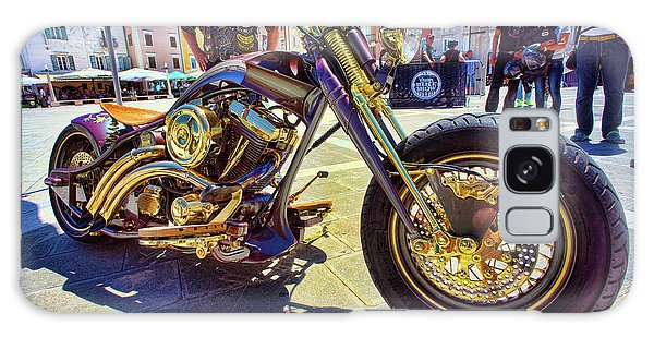 2016 Custom Harley Winner Galaxy Case