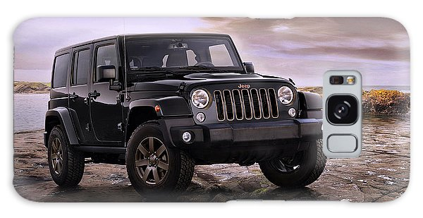 2016 Jeep Wrangler 75th Anniversary Model Galaxy Case