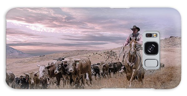 2016 Reno Cattle Drive Galaxy Case
