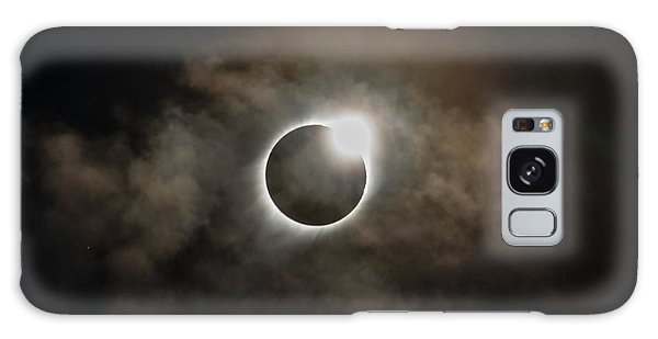 2017 Solar Eclipse Exit Ring Galaxy Case
