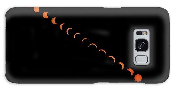 2017 Solar Eclipse Galaxy Case