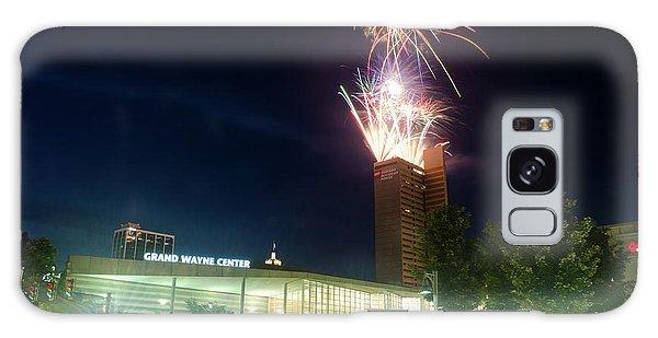 2017 Three Rivers Festival Aep Fireworks Galaxy Case