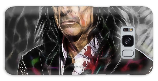 Alice Cooper Galaxy Case - Alice Cooper Collection by Marvin Blaine