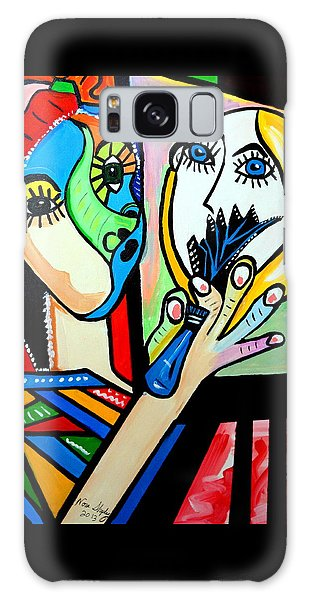 Artist Picasso Galaxy Case