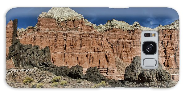 Capitol Reef National Park Catherdal Valley Galaxy Case