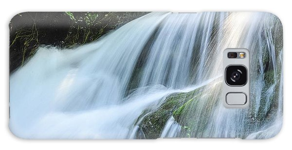 Waterfall Scenery Galaxy Case