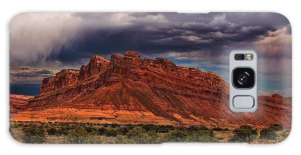 San Rafael Swell Galaxy Case