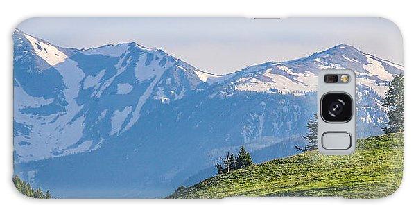 #238 - Spanish Peaks, Southwest Montana Galaxy Case