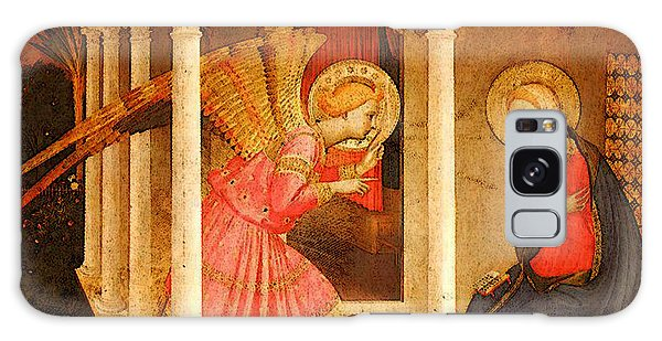 Fra Angelico  Galaxy Case by Fra Angelico