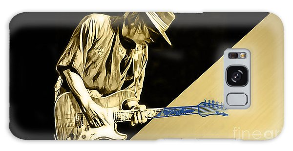Stevie Ray Vaughan Collection Galaxy Case