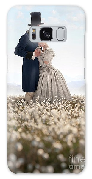 Victorian Couple Galaxy Case by Lee Avison