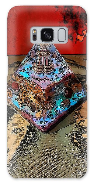 Abstract Orgone Galaxy Case