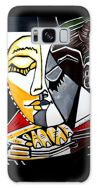 Picasso By Nora Fingers Galaxy Case