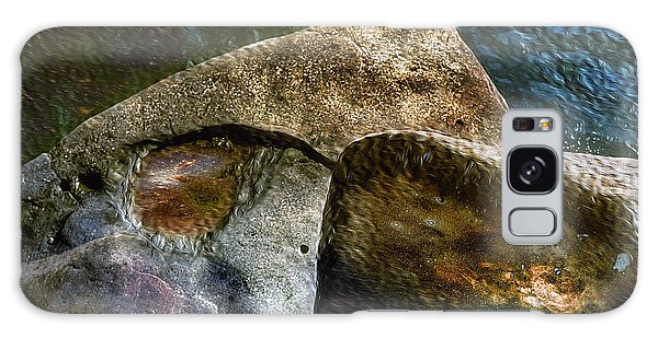 Stone Sharkhead Galaxy Case