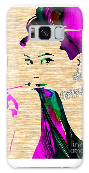 Audrey Hepburn Collection Galaxy Case