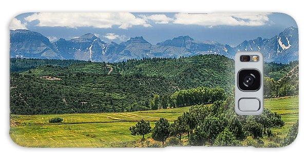 #2918 - Sneffles Range, Colorado Galaxy Case