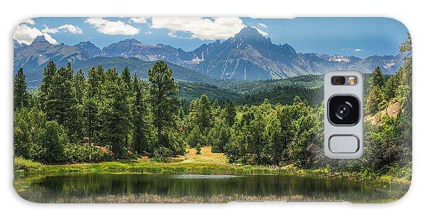 #2933 - Sneffles Range, Colorado Galaxy Case