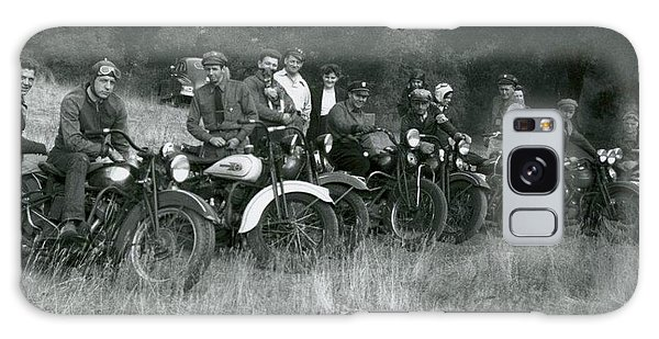 1941 Motorcycle Vintage Series Galaxy Case