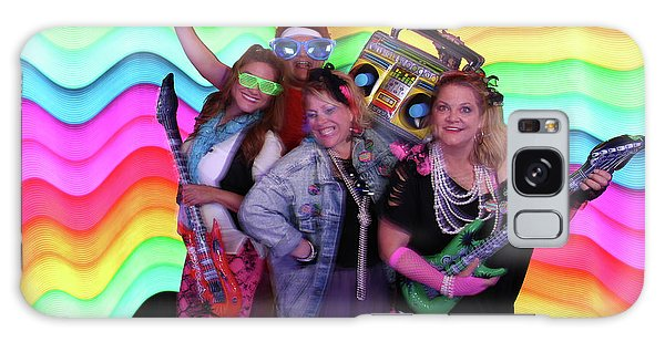 80's Dance Party At Sterling Event Center Galaxy Case