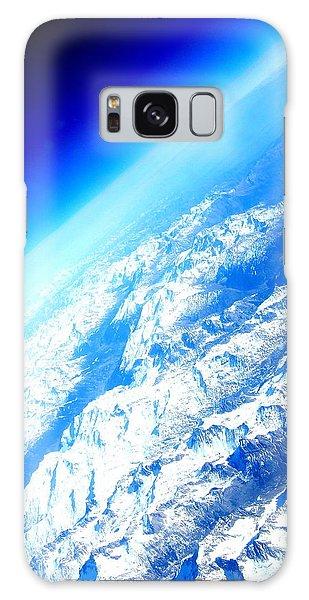Alpine From Sky Galaxy Case
