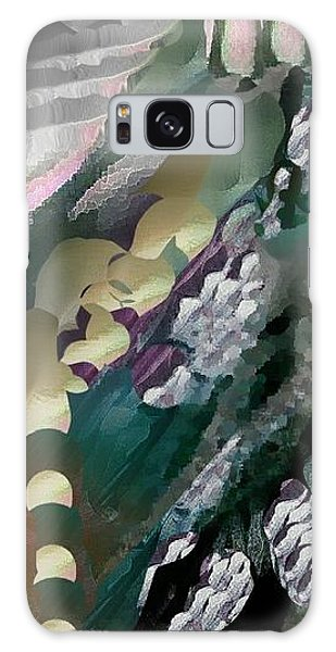 Divine Colors Of Art Galaxy Case