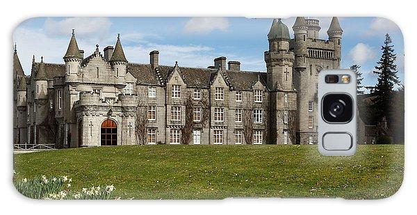 Balmoral Castle Galaxy Case