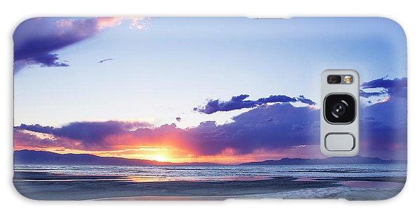 Beautiful Sunset Galaxy Case