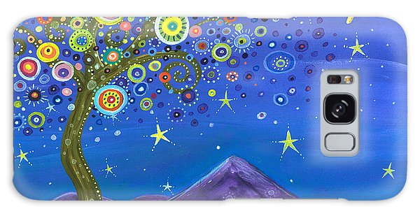 Believe In Your Dreams Galaxy Case by Tanielle Childers