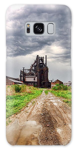 Bethlehem Steel Galaxy Case by Michael Dorn