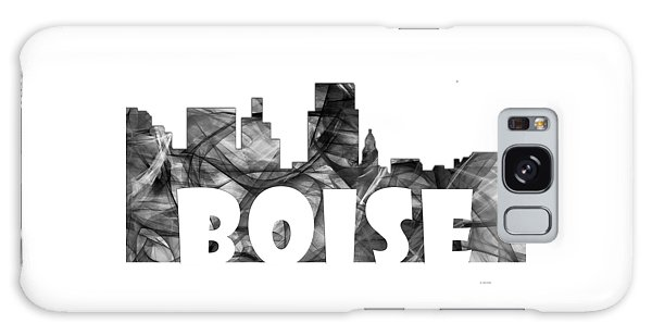 Boise Idaho Skyline Galaxy Case