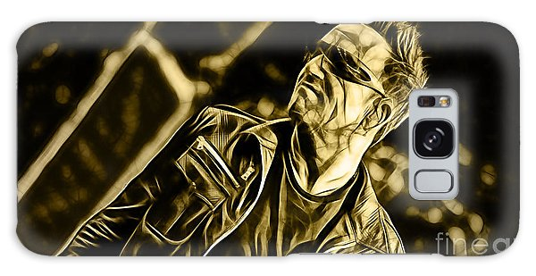 Bono U2 Collection Galaxy Case by Marvin Blaine