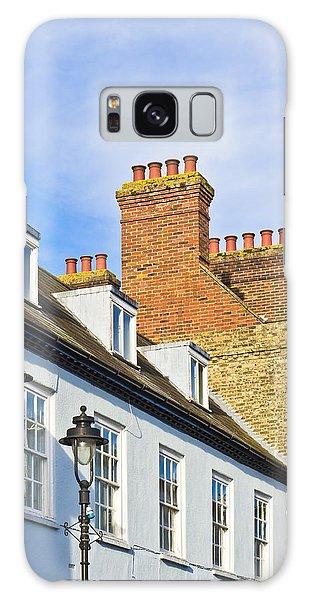 Bury St Edmunds Galaxy Case - Building Detail by Tom Gowanlock