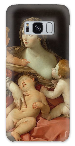 Alms Galaxy Case - Charity by Guido Reni