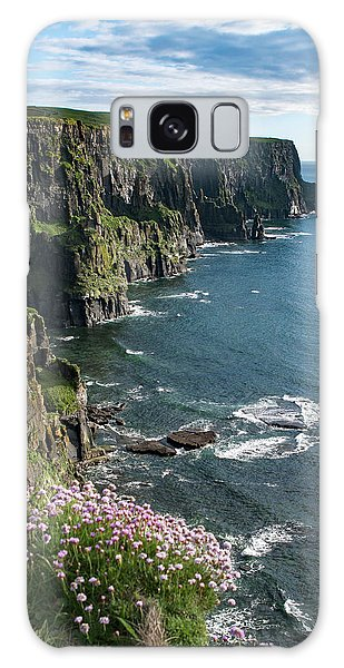Cliffs Of Moher, Clare, Ireland Galaxy Case