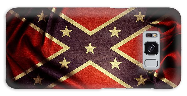 Civil Galaxy Case - Confederate Flag 6 by Les Cunliffe