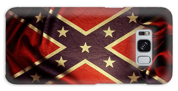 Confederate Flag 6 Galaxy Case