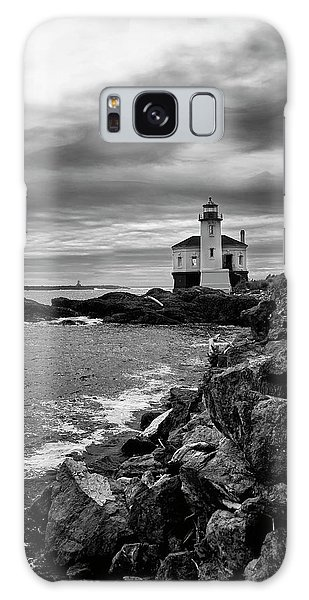 Coquille Lighthouse Galaxy Case