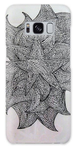 3 D Sketch Galaxy Case