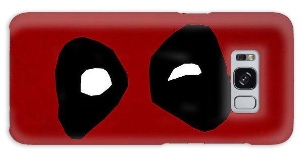 Deadpool Galaxy Case by Kyle West