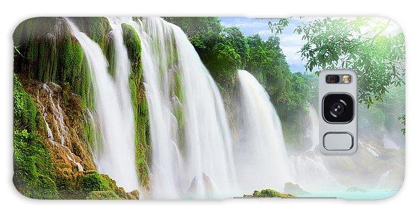 Detian Waterfall Galaxy Case