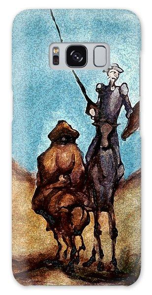 Don Quixote  Galaxy Case