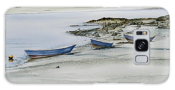 3 Dories Kennebunkport Galaxy Case