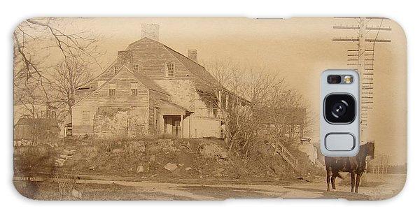 Dyckman Farmhouse  Galaxy Case