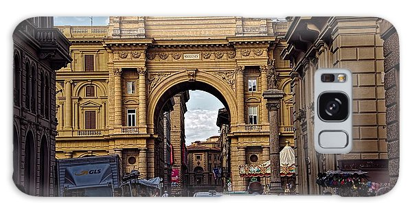 Florence Italy Galaxy Case by Cendrine Marrouat