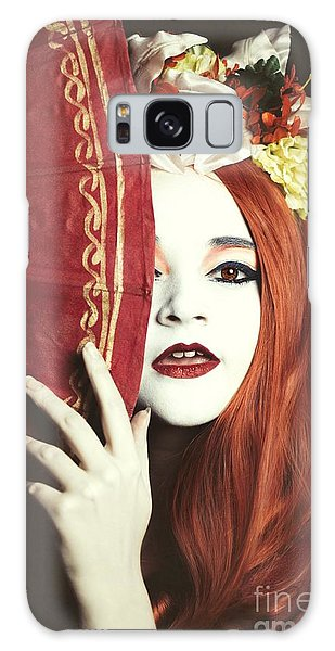 Cosplay Galaxy Case - Geisha Girl by Amanda Elwell