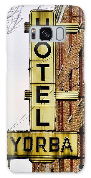 Hotel Yorba Galaxy Case by Gordon Dean II