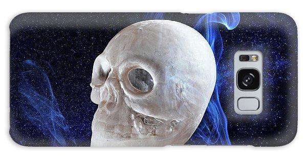Ice Skull Galaxy Case