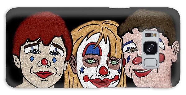 3 Jesters Galaxy Case